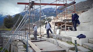 How is Greece's Epirus region building a future from its past?