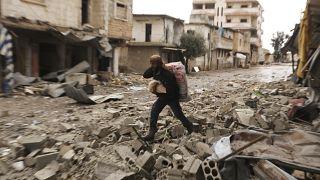 تقرير لمنظمات حقوقية روسية يؤكد ارتكاب موسكو جرائم حرب في سوريا