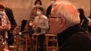 Patrick Richard, chanteur chrétien