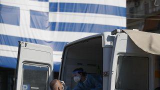 Ελλάδα, τεστ κορονοϊού