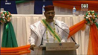 Niger : discours d'investiture axé sur la sécurité