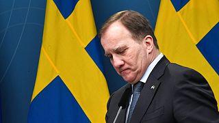 Stefan Löfven svéd kormányfő