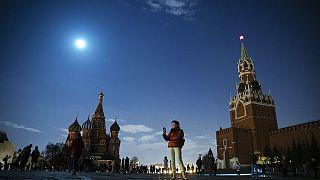 A moszkvai Vörös tér