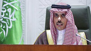 Suudi Arabistan Dışişleri Bakanı Faysal bin Ferhan Al Suud.