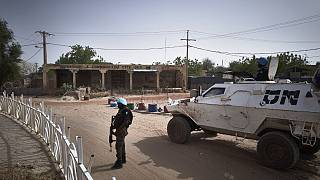 4 UN peacekeepers killed in northern Mali
