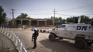Quatre Casques bleus tchadiens tués dans une attaque dans le nord du Mali