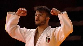 Judo Antalya: Türkiye altın ve gümüş madalya kazandı