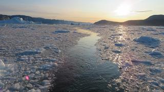 Scientists found melting sea ice in the Arctic was a huge contributor to the 2018 Beast from the East storm in Europe