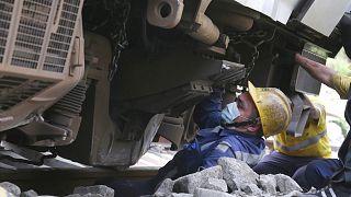 سانحه قطار در تایوان