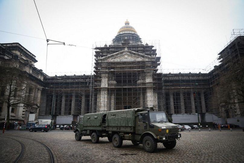 VIRGINIE LEFOUR/AFP