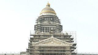 El Palacio de Justicia será finalmenterenovado gracias a un plan de obras valorado en 87 millones de euros. El Gobierno estima que estará listo en 2030.