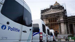 Дворец правосудия Бельгии