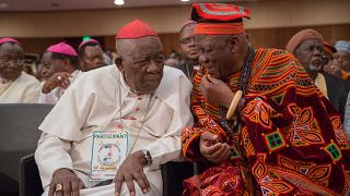Cameroon mourns the passing away of Christian Cardinal Tumi