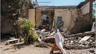 """إثيوبيا تقول إن القوات الإريترية التي تقاتل في منطقة تيغراي """"باشرت الانسحاب"""""""