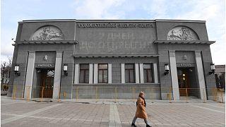 """سينما """"خودوجيستفينيي"""" في موسكو"""
