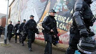 پلیس ضد شورش ایرلند شمالی