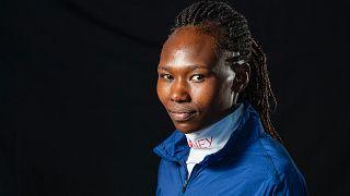 Kenyalı atlet Ruth Chepngetich