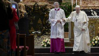 Пасха в Ватикане