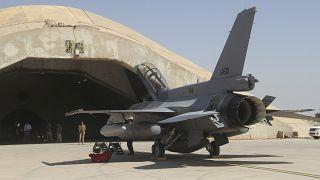 پایگاه هوایی بلد در شمال بغداد/ آرشیو