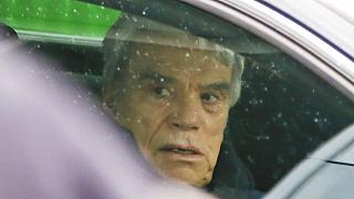 Former French minister Bernard Tapie and his wife tied up and beaten during a burglary at their home