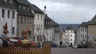 Pequena cidade da Saxónia reabre