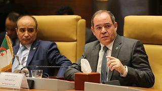 وزير الخارجية الجزائري صبر بوقدوم