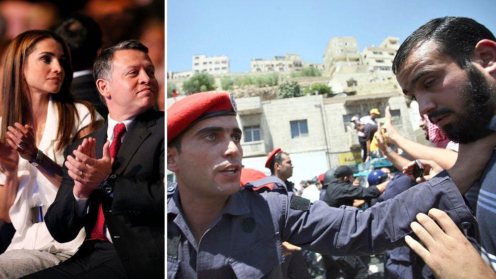 Vértelen minipuccs és békepipa – Jordánia túllép véres múltján