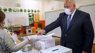 Prognose: Borissows Partei GERB beiWahlen in Bulgarien vorne