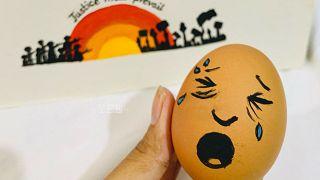 Myanmar'da Paskalya yumurtaları, muhalefetin yönetime meydan okumasının sembolü oldu