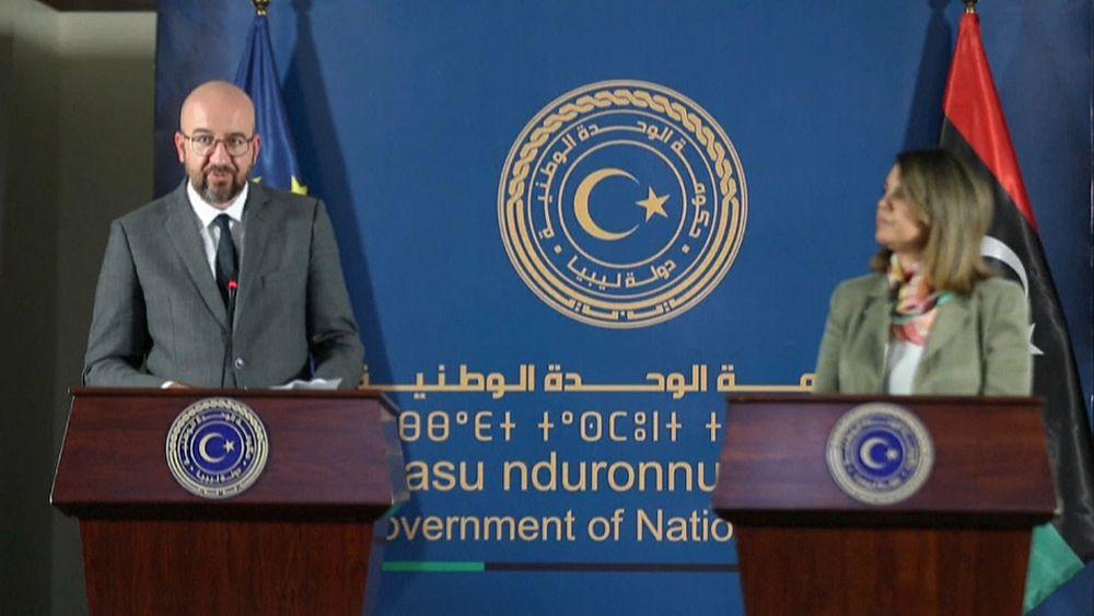 Europäische Union unterstützt libysche Übergangsregierung