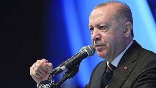 Ο Πρόεδρος της Τουρκίας