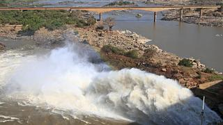 Appeal for 'fresh start' as Nile dam talks kick off in DR Congo