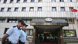 المكمة الدستورية في أنقرة- صورة توضيحية