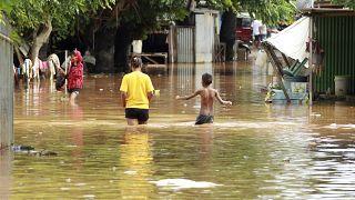 East Timor Indonesia Landslide