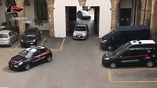 Golpe a la Cosa Nostra en Palermo