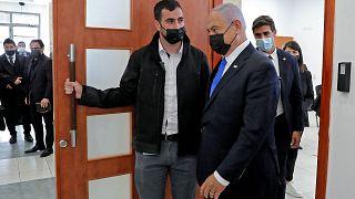 Fortsetzung des Verfahrens gegen Netanjahu