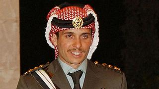 شاهزاده حمزه، برادر ناتنی پادشان اردن