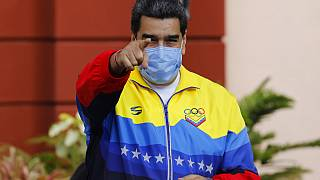 Präsident von Venezuela Nicolas Maduro