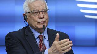 الممثل الأعلى للسياسة الخارجية والشؤون الأمنية في الاتحاد الأوروبي، جوزيب بوريل