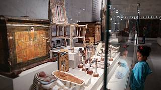 National Museum of Egyptian Civilization opens to public