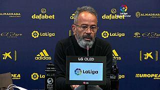 Diakhaby racism row: Cadiz coach defends Juan Cala