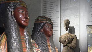 المتحف القومي للحضارة المصرية - القاهرة، مصر