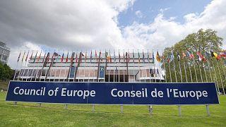 ساختمان شورای اتحادیه اروپا در استراسبورگ