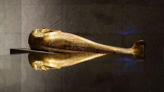 شاهد: زيارة لمختلف زوايا المتحف القومي للحضارة المصرية