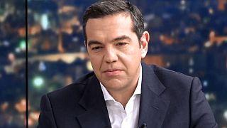 Ο πρόεδρος του ΣΥΡΙΖΑ-ΠΣ Αλέξης Τσίπρας