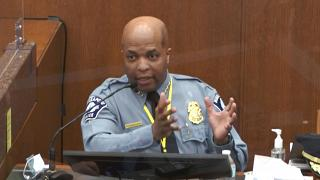 """Polizeichef sagt im Fall Floyd gegen Polizisten aus: """"Er hätte aufhören müssen"""""""