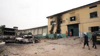 Évasion de prison à Owerri, Nigeria