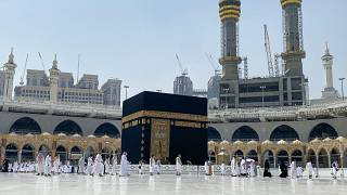 Saudi Arabia to allow only immunised pilgrims to Mecca