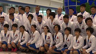 المنتخب كوريا الشمالية الأولمبي