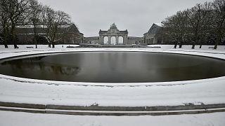 العاصمة البلجيكية بروكسل
